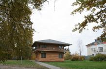 Villa Nykstukas